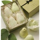 Pear Soap Set -4  Gianna Rose